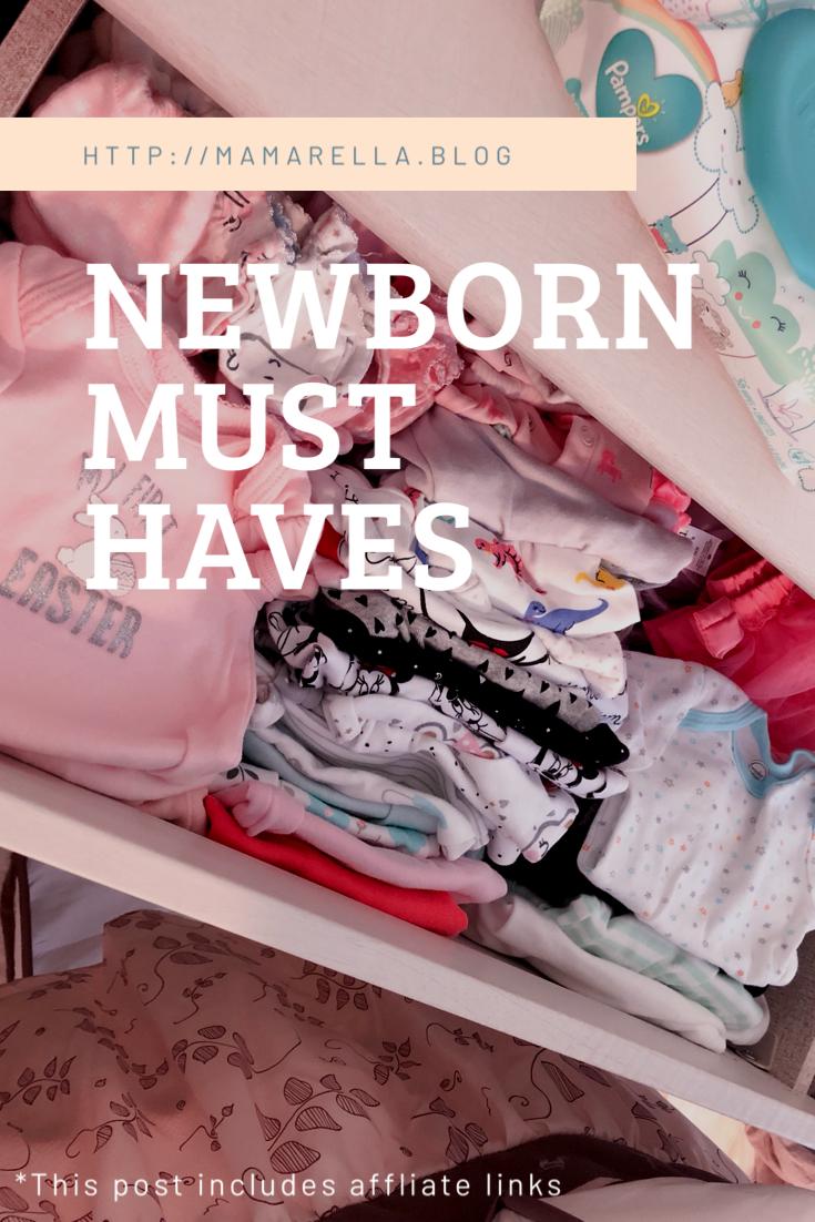 Newborn Must Haves!
